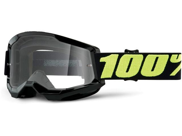 100% Strata Anti-Fog Goggles Gen2, upsol/clear